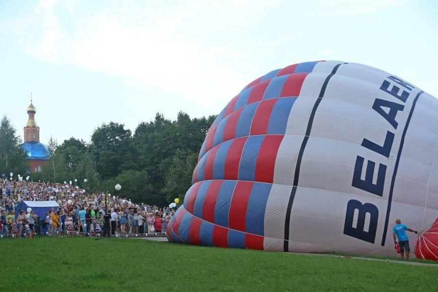 «Небосвод Белогорья» финишировал парадом воздушных шаров и ночным свечением. Фоторепортаж, фото-2