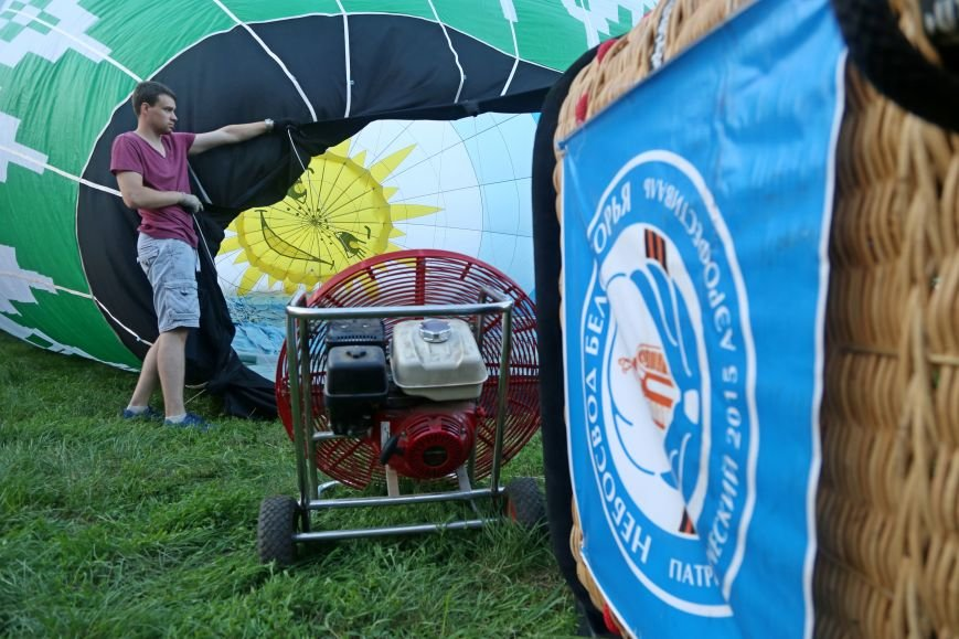 «Небосвод Белогорья» финишировал парадом воздушных шаров и ночным свечением. Фоторепортаж, фото-6