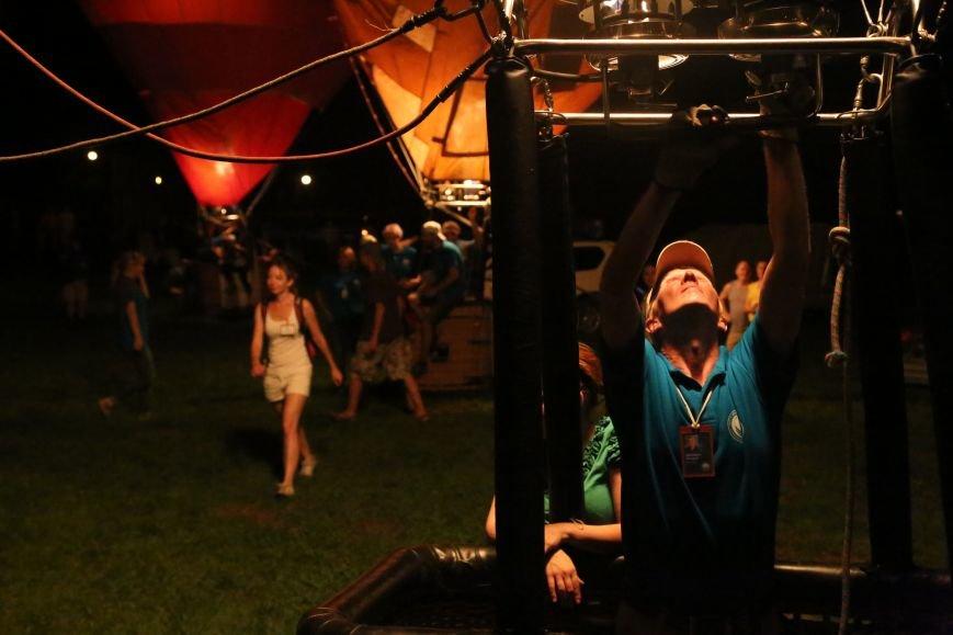 «Небосвод Белогорья» финишировал парадом воздушных шаров и ночным свечением. Фоторепортаж, фото-9
