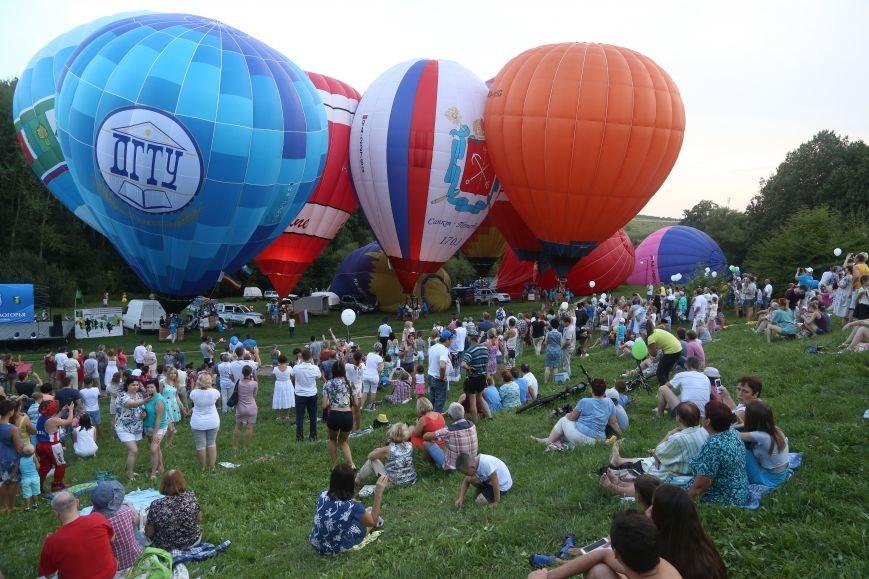 «Небосвод Белогорья» финишировал парадом воздушных шаров и ночным свечением. Фоторепортаж, фото-1