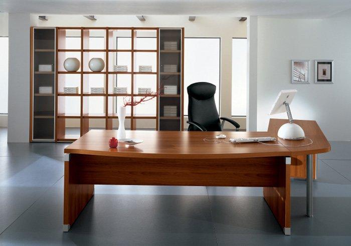 Готовая офисная мебель
