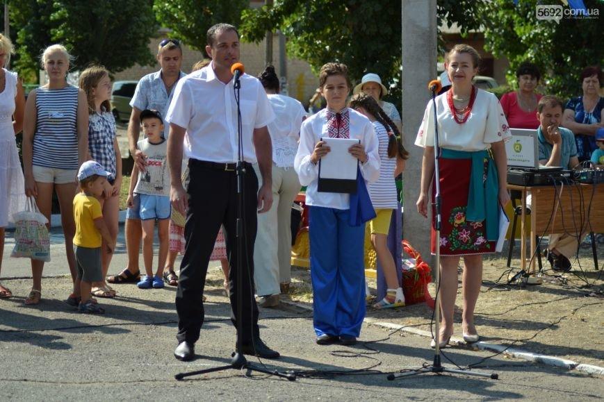 На Левобережье Каменского открылась детская площадка, фото-10