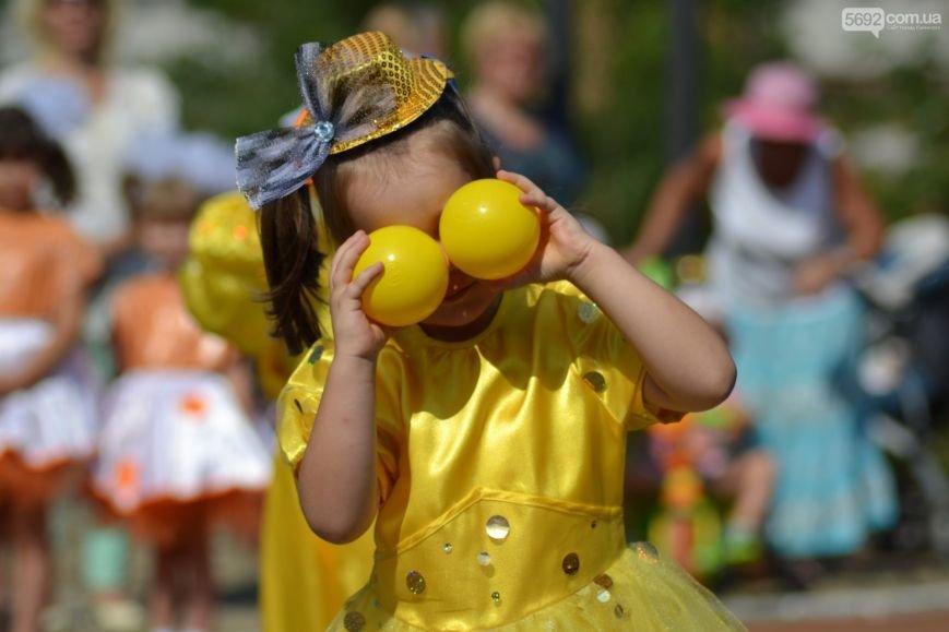 На Левобережье Каменского открылась детская площадка, фото-5