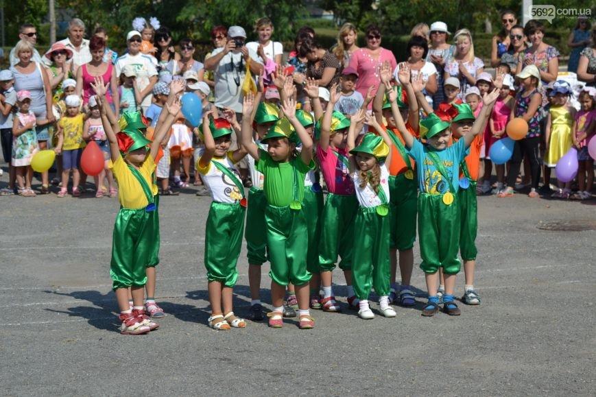 На Левобережье Каменского открылась детская площадка, фото-13