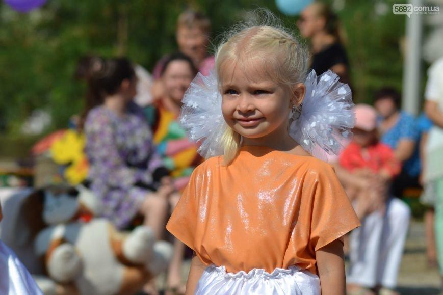 На Левобережье Каменского открылась детская площадка, фото-6