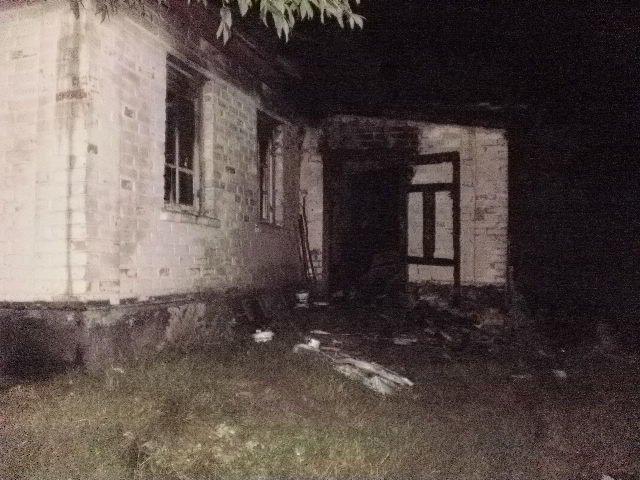 На пожарах в Кировоградской области погибли два человека, фото-1