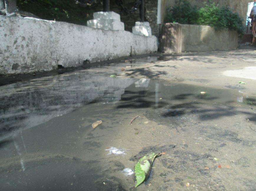 Одесская Аркадия оправляется после вчерашней катастрофы (ФОТО), фото-12