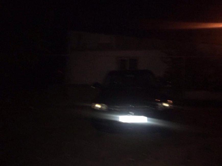 В Одессе Саакашвили в сопровождении полиции лихачил на машине по Трассе здоровья (ФОТО), фото-2