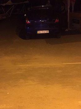 В Одессе Саакашвили в сопровождении полиции лихачил на машине по Трассе здоровья (ФОТО), фото-1