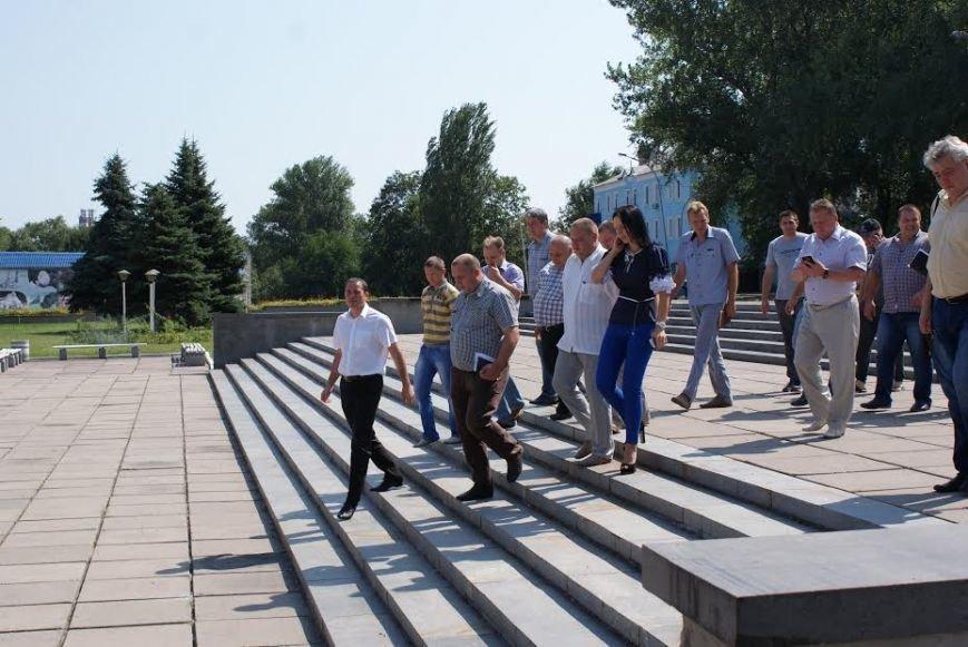 В Южном районе Каменского будет полноценно работающий фонтан, фото-3