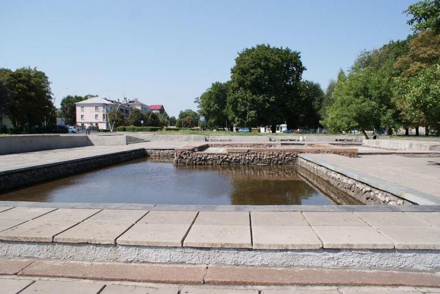 В Южном районе Каменского будет полноценно работающий фонтан, фото-2