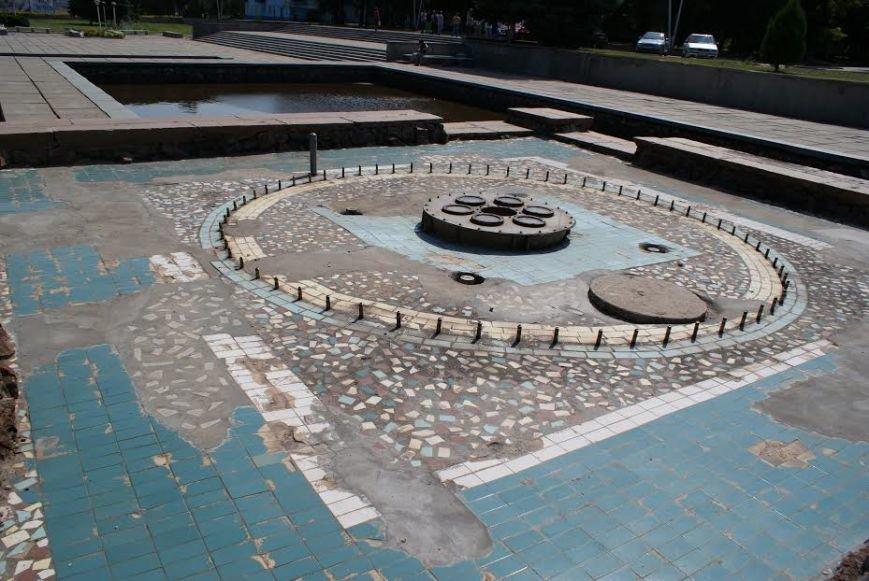 В Южном районе Каменского будет полноценно работающий фонтан, фото-5