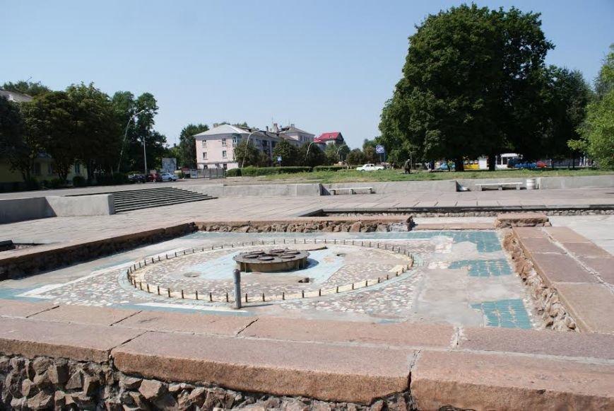 В Южном районе Каменского будет полноценно работающий фонтан, фото-4