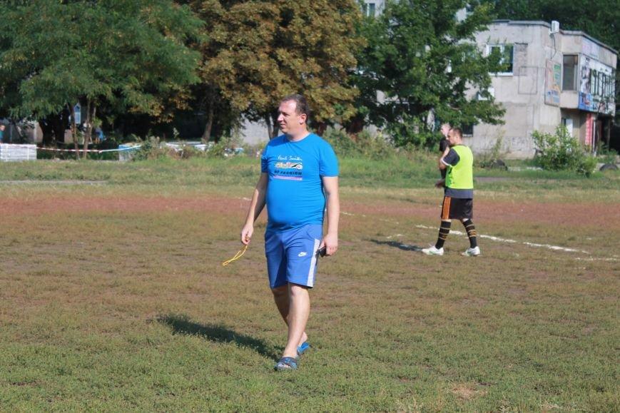 В Доброполье состоялся турнир по дворовому футболу, фото-3