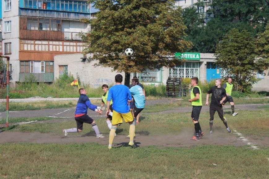 В Доброполье состоялся турнир по дворовому футболу, фото-5