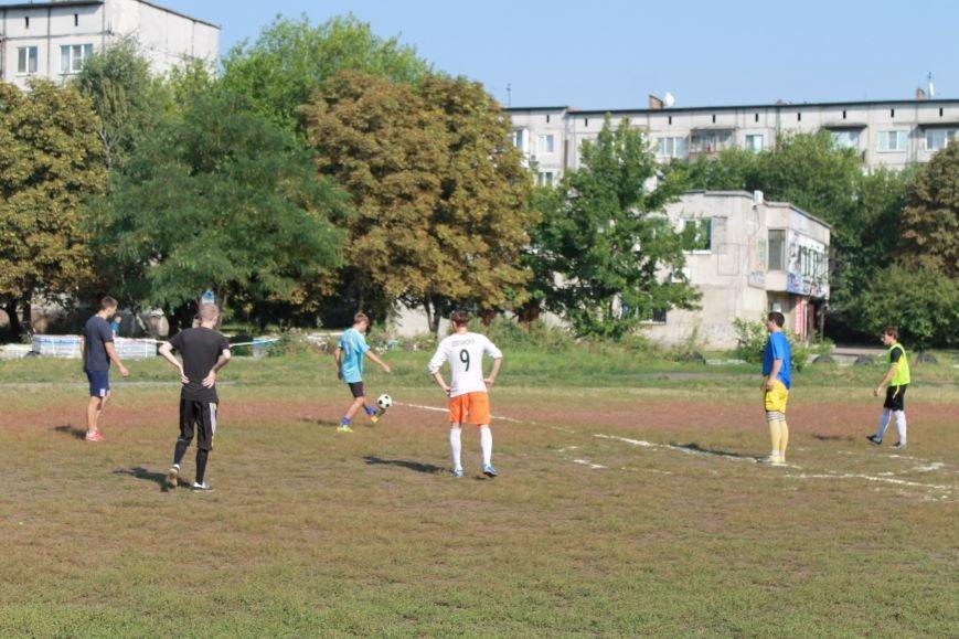 В Доброполье состоялся турнир по дворовому футболу, фото-2