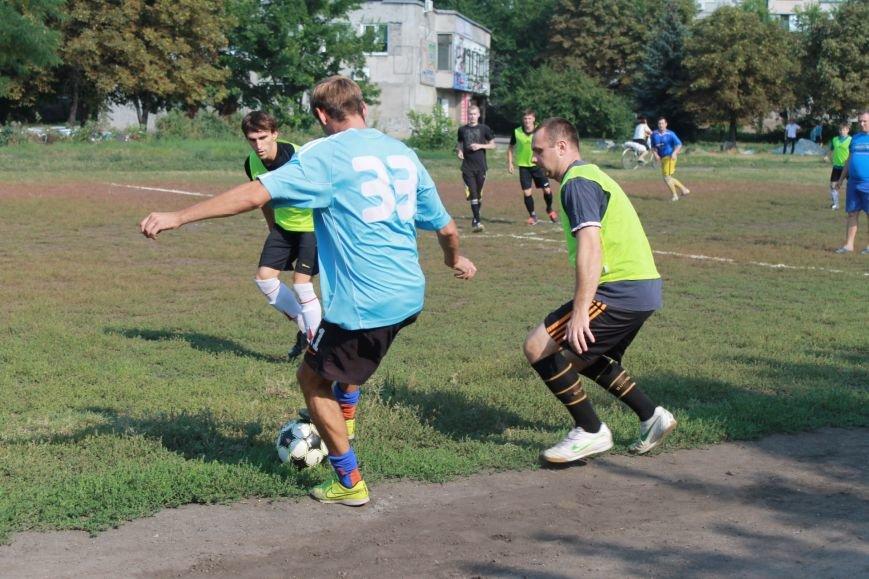 В Доброполье состоялся турнир по дворовому футболу, фото-4