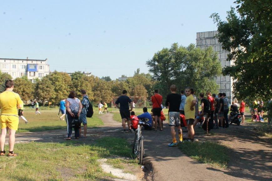 В Доброполье состоялся турнир по дворовому футболу, фото-6