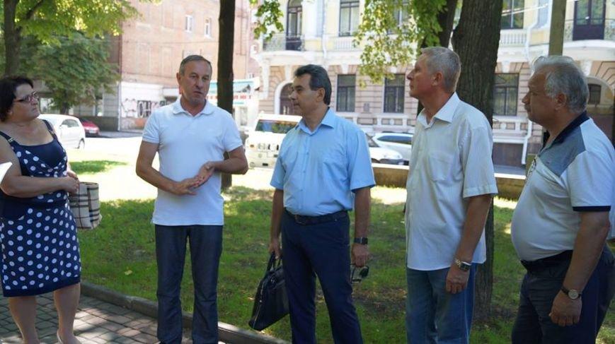 Краматорск может получить парк Харьковского образца, фото-1