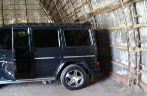 В Каменском обезвредили взрывное устройство, установленное на днище Mercedes Geländewagen, фото-1