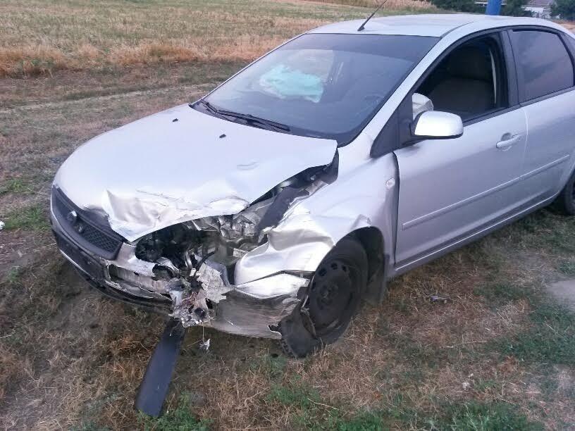 В ДТП на въезде в Сартану пострадала девушка (ФОТО), фото-1