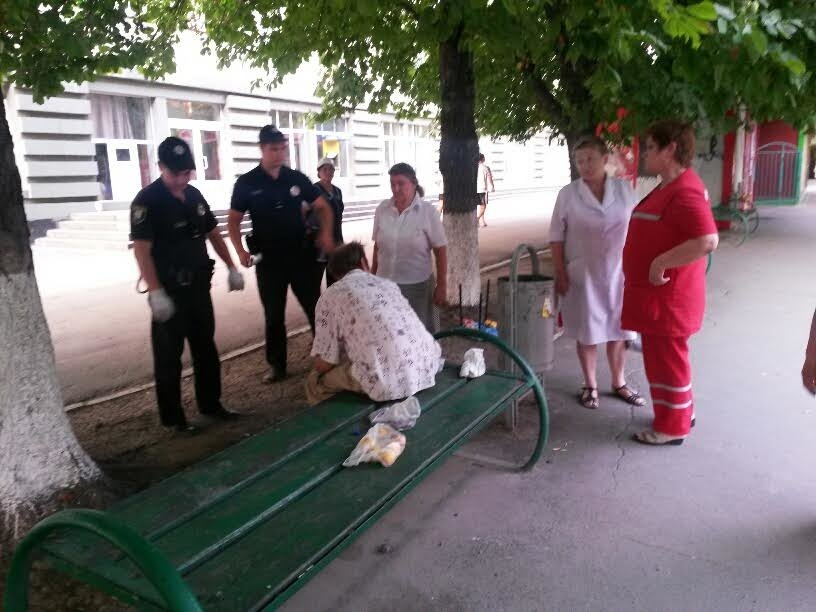 В Мариуполе копы спасали пьяного мужчину (ФОТО), фото-1