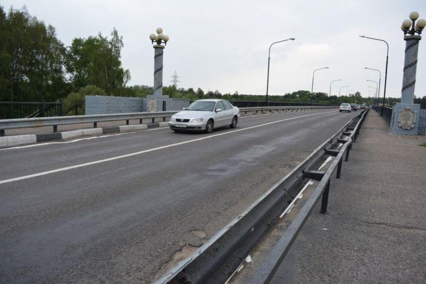 В Новополоцке отремонтировали мост. Фотофакт, фото-4