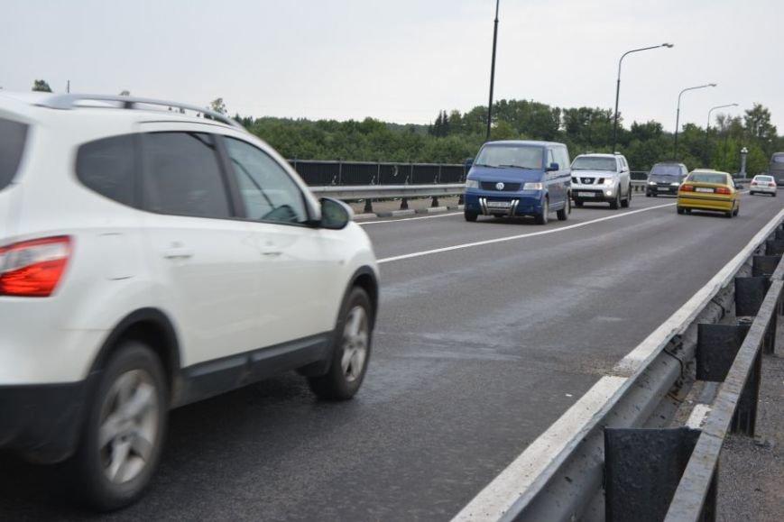 В Новополоцке отремонтировали мост. Фотофакт, фото-5