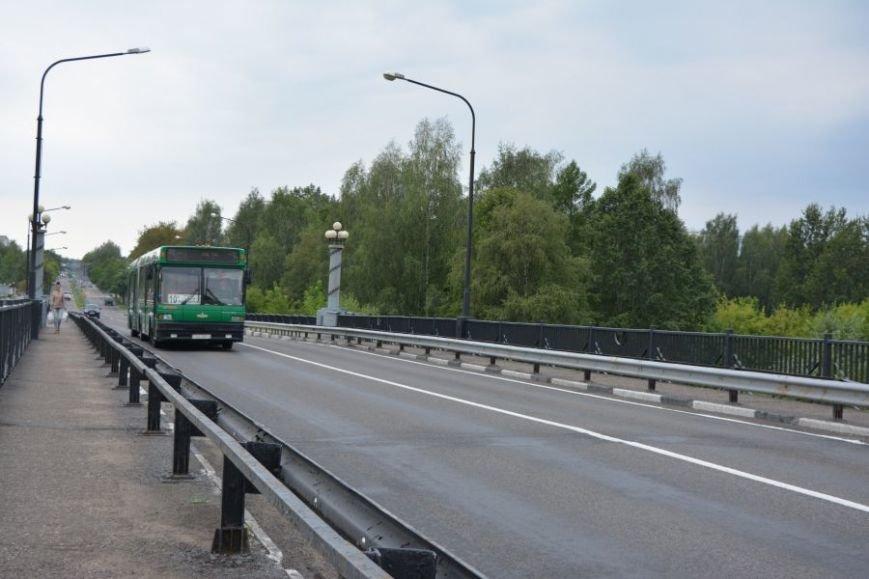 В Новополоцке отремонтировали мост. Фотофакт, фото-6