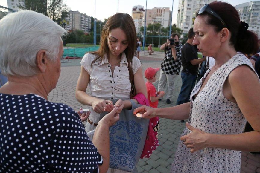 Белгородские паралимпийцы вышли на акцию в поддержку отстранённых спортсменов. Фоторепортаж, фото-3