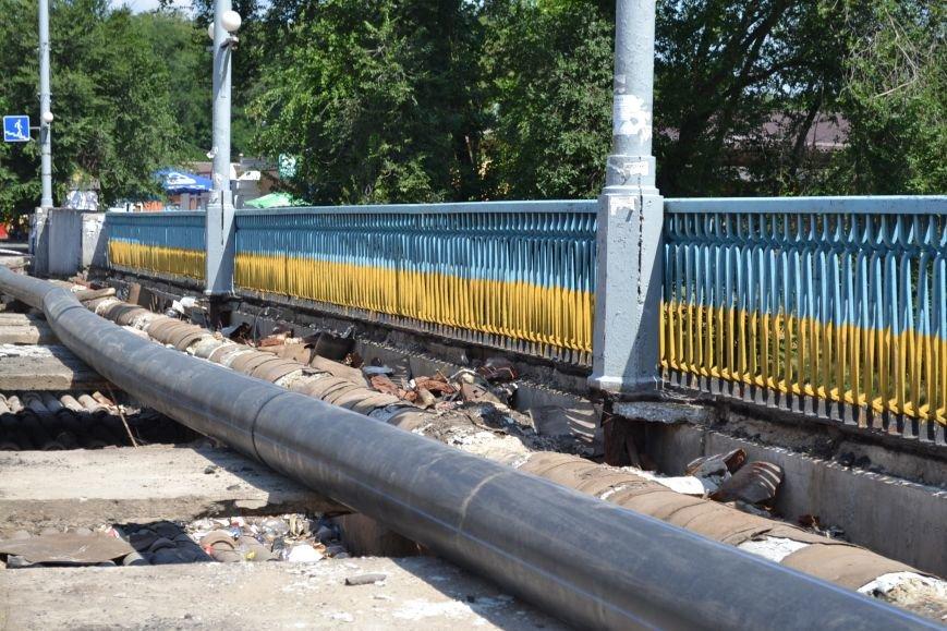 В Кривом Роге завершают ремонт моста на улице Петра Калнышевского (ФОТО), фото-5