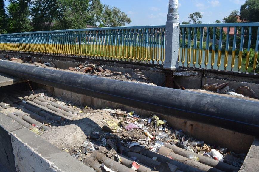 В Кривом Роге завершают ремонт моста на улице Петра Калнышевского (ФОТО), фото-3