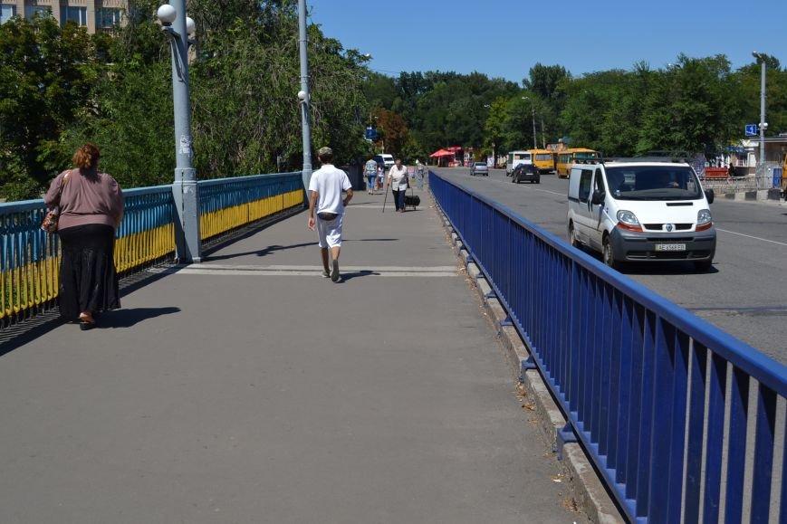 В Кривом Роге завершают ремонт моста на улице Петра Калнышевского (ФОТО), фото-11