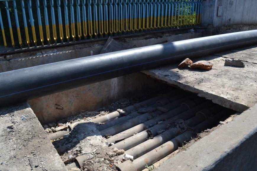 В Кривом Роге завершают ремонт моста на улице Петра Калнышевского (ФОТО), фото-4