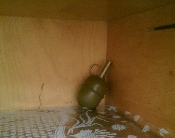 В Кропивницком полицейские разоблачили мужчину, который хранил наркотические средства, психотропные вещества и гранату (ФОТО), фото-1
