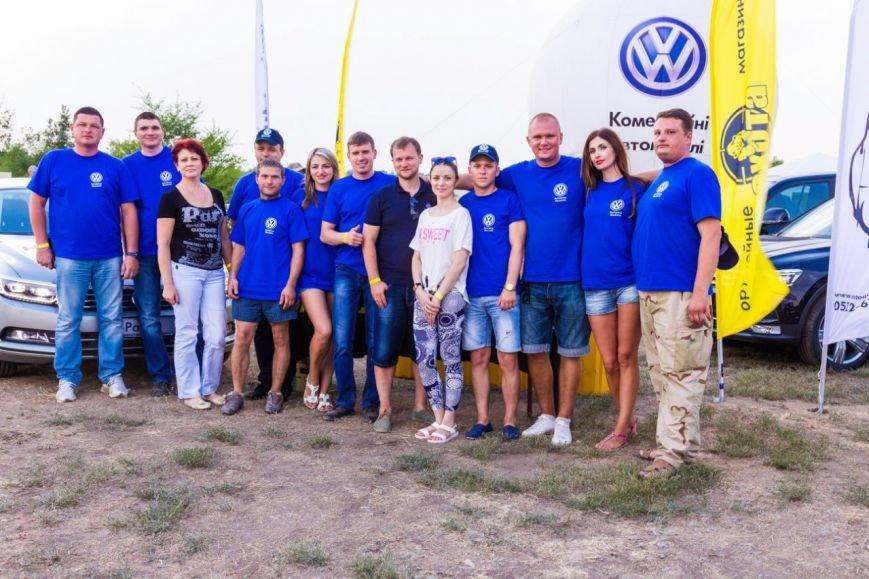 В Николаеве состоялся закрытый предпоказ эксклюзивного Volkswagen Tiguan-2016 (ФОТО, ВИДЕО), фото-7