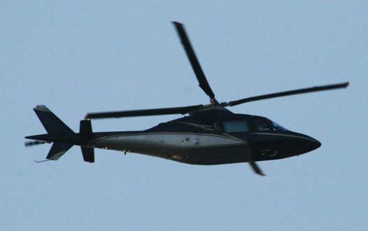 В Одесской области вертолет распугал краснокнижных птиц (ФОТО), фото-1