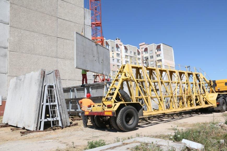 Девятиэтажка «Домобудівника» достроится и обрастет новым жилым комплексом, фото-3