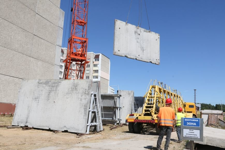 Девятиэтажка «Домобудівника» достроится и обрастет новым жилым комплексом, фото-1