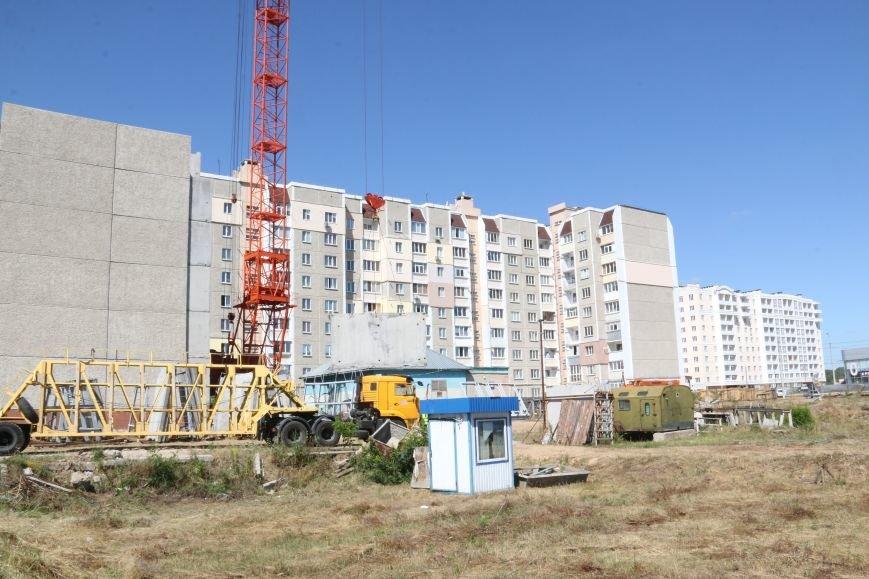 Девятиэтажка «Домобудівника» достроится и обрастет новым жилым комплексом, фото-4