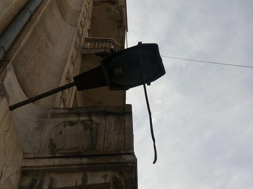 В центре Одессы скоро произойдет несчастный случай (ФОТО), фото-3