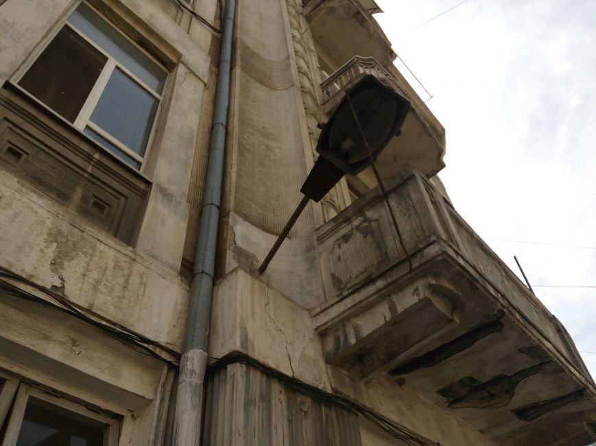 В центре Одессы скоро произойдет несчастный случай (ФОТО), фото-1