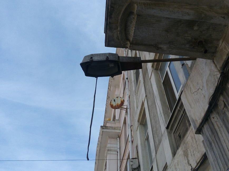 В центре Одессы скоро произойдет несчастный случай (ФОТО), фото-4
