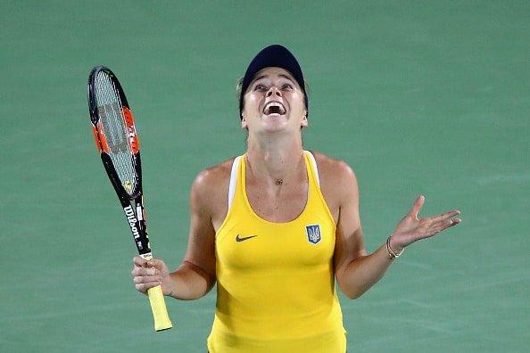 Олимпиада - 2016: украинская теннисистка выиграла у первой ракетки мира (ФОТО, ВИДЕО), фото-2