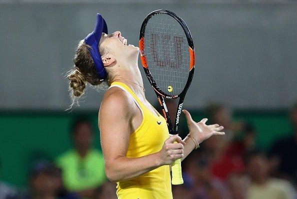 Олимпиада - 2016: украинская теннисистка выиграла у первой ракетки мира (ФОТО, ВИДЕО), фото-1