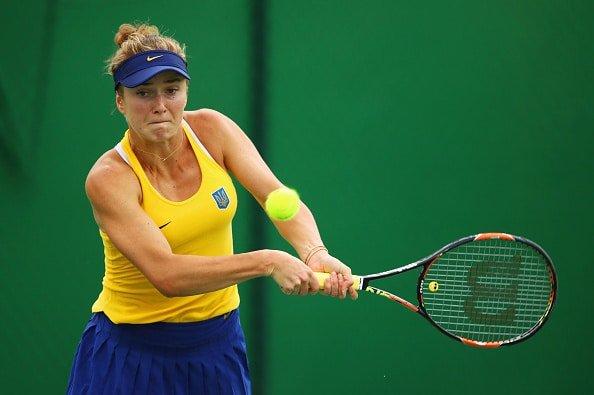 Олимпиада - 2016: украинская теннисистка выиграла у первой ракетки мира (ФОТО, ВИДЕО), фото-6
