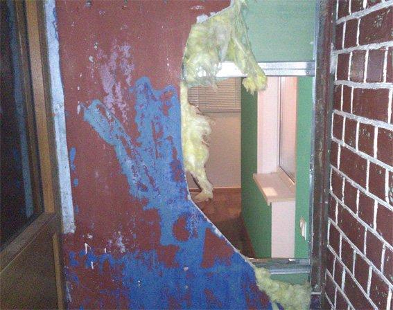 В Кировоградской области полиция поймала на месте кражи квартирного вора (ФОТО), фото-2