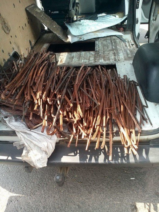 В Бахмутском районе сводные мобильные группы задержали нелегальные грузы, фото-1
