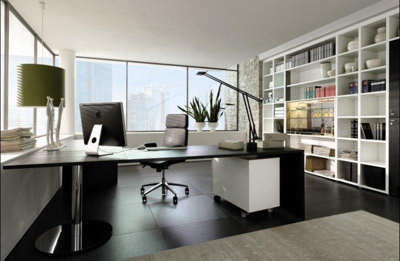 Современные кабинеты для руководителей