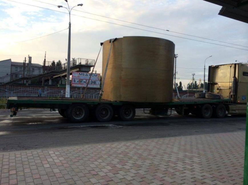 Бизнес есть бизнес! В Мариупольском порту грузят элементы для строительства атомной электростанции в России (ФОТО), фото-2
